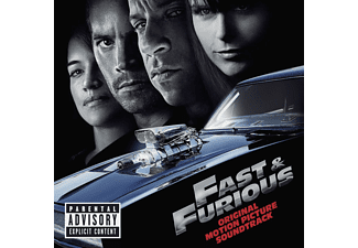 VARIOUS, OST/VARIOUS - FAST AND FURIOUS  - (CD)