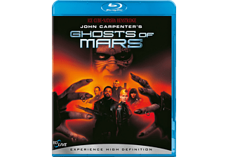 JOHN CARPENTERS GHOSTS OF MARS [Blu-ray]