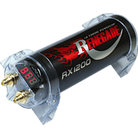 RENEGADE RX1200 PUFFERELKO 1 FARAD Pufferkondensator