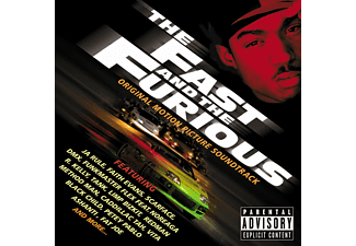 Film Soundtrack, OST/VARIOUS - THE FAST AND THE FURIOUS  - (CD)
