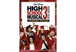 . High School Musical 3: Senior Year DVD