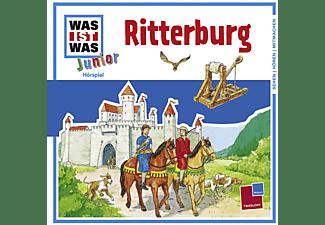 WAS IST WAS junior - 001 - RITTERBURG  - (CD)