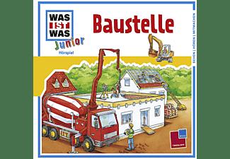 WAS IST WAS? Junior 03: Baustelle  - (CD)