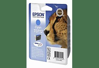 EPSON Tintenpatrone T0712, cyan (C13T07124012)