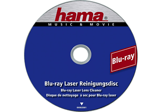 HAMA 083981 Blu-ray-Laserreinigungsdisc Blu-ray-Laserreinigungsdisc