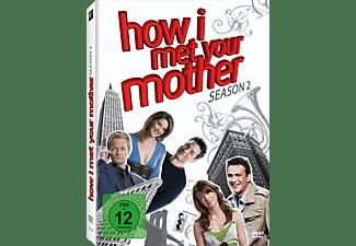 How I Met Your Mother - Staffel 2 DVD