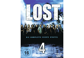 Lost - Staffel 4 [DVD]