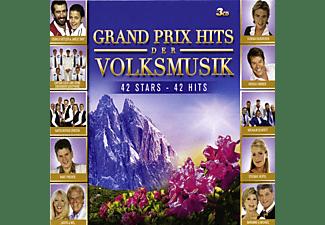 VARIOUS - Grand Prix Hits Der Volksmusik-42 Stars-42 Hits  - (CD)