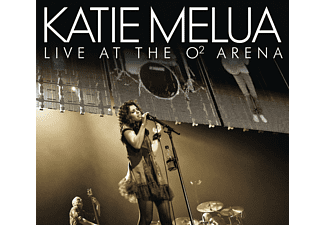 Katie Melua - Live At The O2 Arena  - (CD)