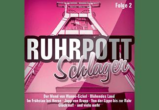 VARIOUS - Ruhrpott Schlager Folge 2  - (CD)