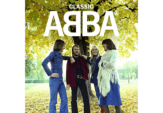 ABBA - CLASSIC: THE MASTERS COLLECTION - (CD)