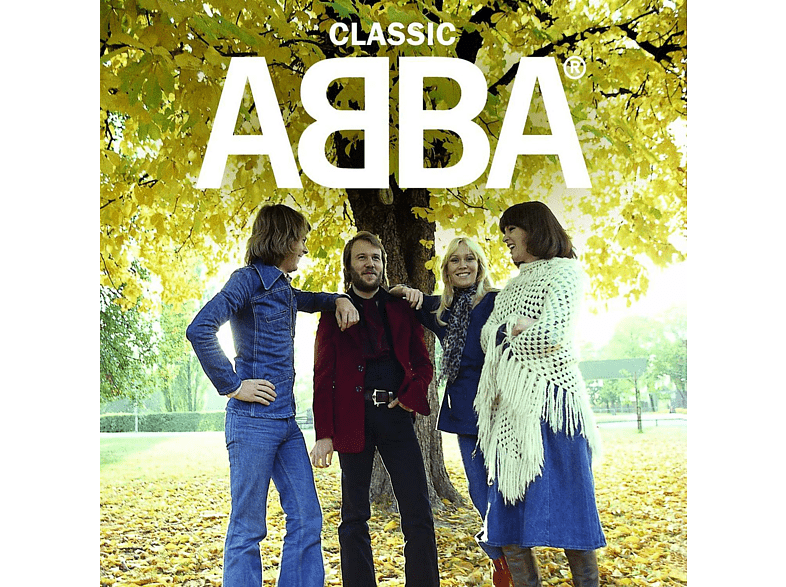 ABBA - CLASSIC: THE MASTERS COLLECTION [CD]