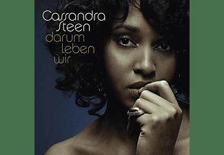 Cassandra Steen - DARUM LEBEN WIR  - (CD)
