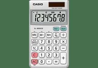 Calculadora - Casio SL-305ECO con conversión de moneda