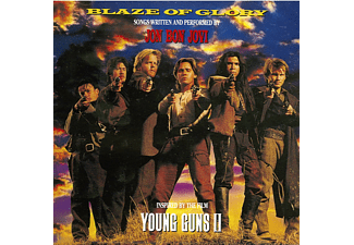 Bon Jovi Blaze Of Glory CD