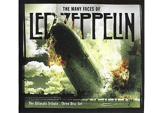 Led Zeppelin, VARIOUS - The Many Faces Of Led Zeppelin - Ultimate Tribute  - (CD)
