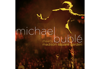 Michael Bublé - Michael Bublé Meets Madison Square Garden  - (DVD + CD)