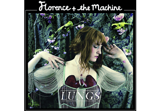 Florence + The Machine - LUNGS (ENHANCED)  - (CD EXTRA/Enhanced)