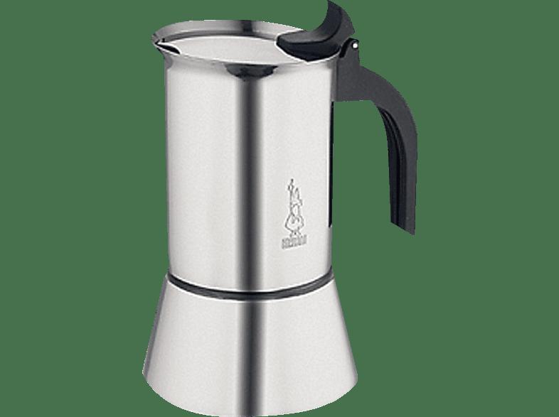 BIALETTI Venus 6 Tassen Espressokocher Silber
