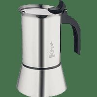 BIALETTI Venus 4 Tassen Espressokocher Silber