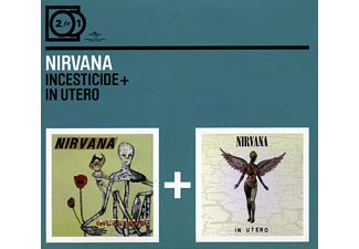 Nirvana - 2 for 1: Incesticide/in Utero [CD]