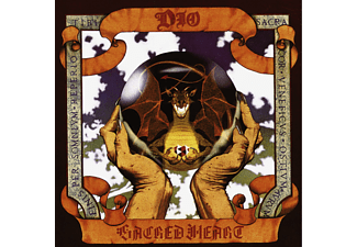 Dio - SACRED HEART  - (CD)