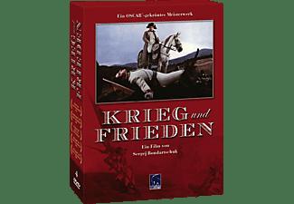 Krieg und Frieden DVD