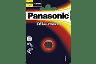 PANASONIC CR-2450EL/1B Knopfzelle, Silber