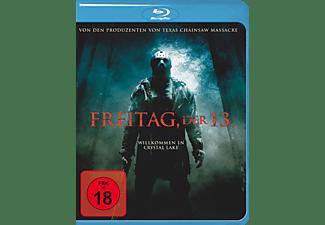 FREITAG DER 13. [Blu-ray]
