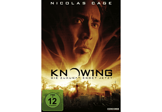 KNOWING - CINE COLLECTION DVD
