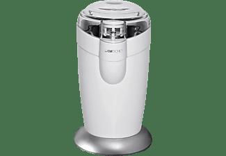 CLATRONIC KSW 3306 Kaffeemühle Weiß (120 Watt, Schlagmahlwerk)