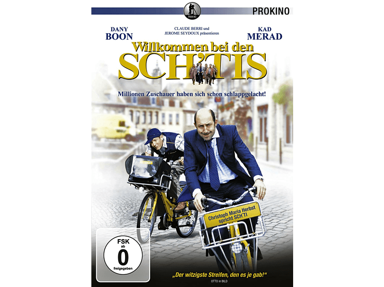 Willkommen Bei Den Sch'tis [DVD]