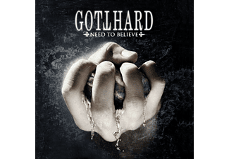 Gotthard - Need To Believe  - (CD)