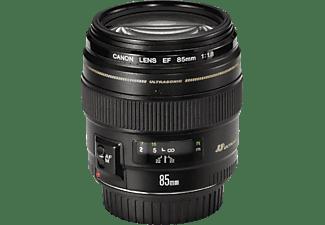CANON EF - 85 mm f/1.8 USM, EF (Objektiv für Canon EF-Mount, Schwarz)