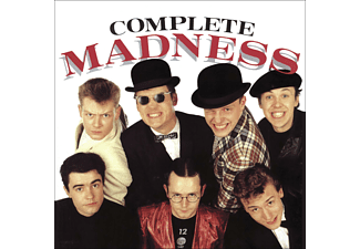 Madness - Complete Madness  - (CD)