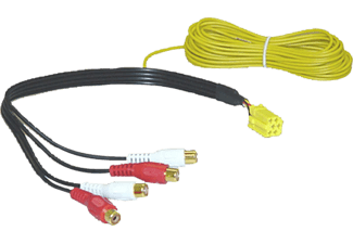 AIV Line Out - Adapter (Multicolor)