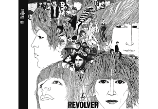 The Beatles - Revolver (Remastered)  - (CD EXTRA/Enhanced)
