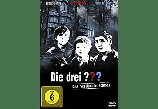 Die Drei ???: Das verfluchte Schloss DVD