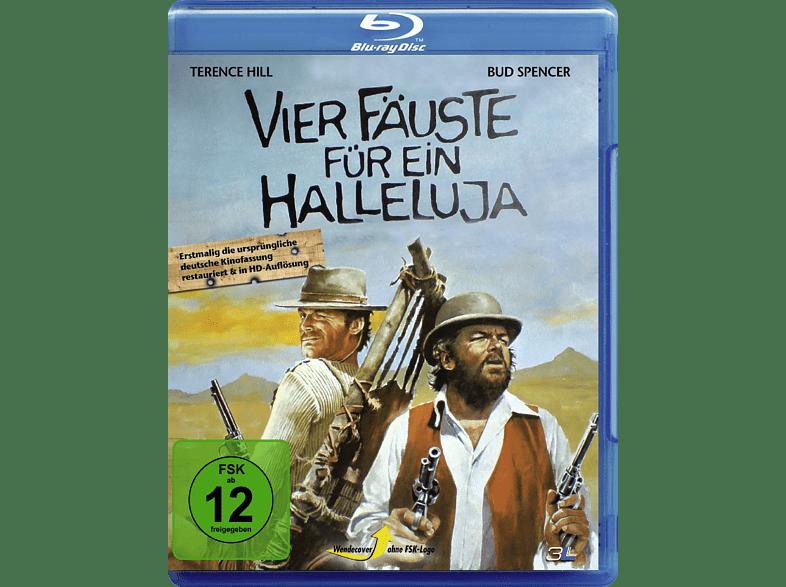 Vier Fäuste für ein Halleluja (High Definition Remastered) [Blu-ray]