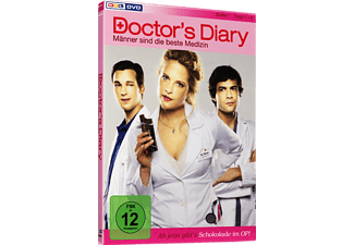 Doctor's Diary - Staffel 1 DVD