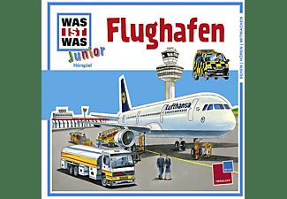 WAS IST WAS Junior 07: Flughafen  - (CD)