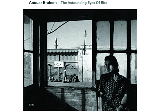 Anouar Brahem - The Astounding Eyes Of Rita  - (CD)