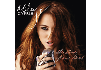 Miley Cyrus - THE TIME OF OUR LIVES  - (CD)