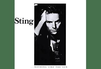 Sting - NOTHING LIKE THE SUN (ENHANCED)  - (CD EXTRA/Enhanced)