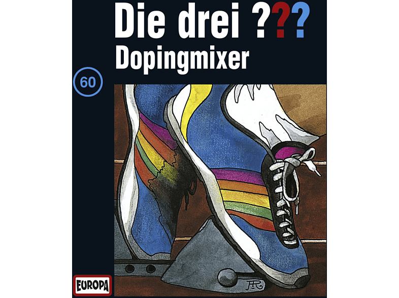 Die Drei ??? 60: Dopingmixer - (CD)