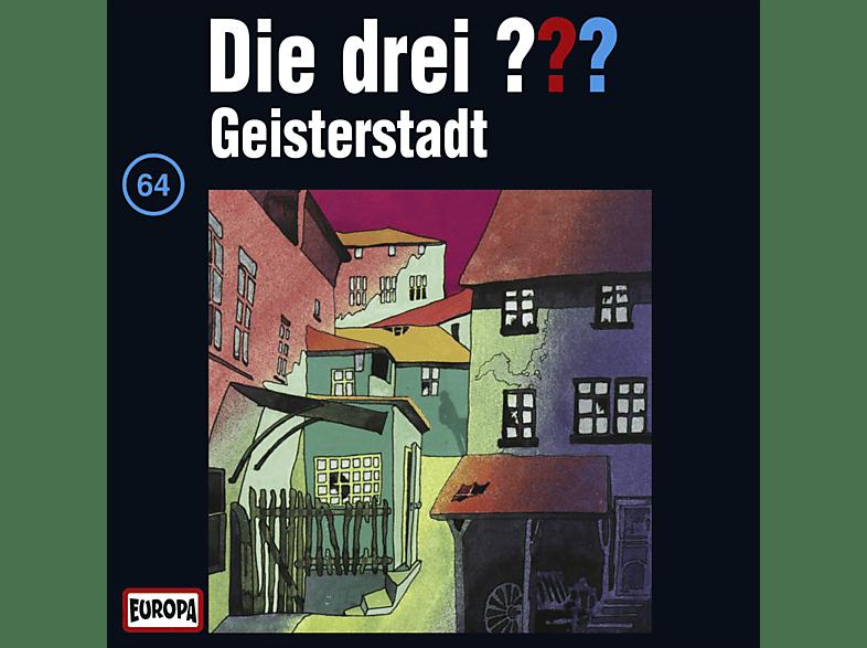 Die drei ??? 64: Geisterstadt - (CD)