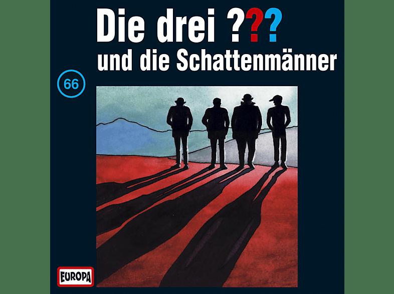 Die drei ??? 66: ...und die Schattenmänner - (CD)