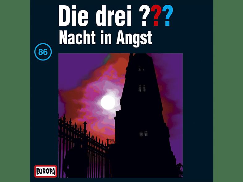 Die drei ??? 86: Nacht in Angst - (CD)