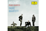 Quartett Faure - KLAVIERQUARTETTE KV 478 & 493 [CD]