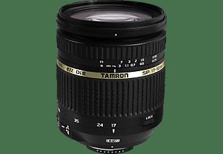 TAMRON 17-50mm/2,8 DI II VC 17 mm - 50 mm f/2.8 Di II, SP (Objektiv für Nikon F-Mount, Schwarz)